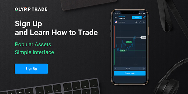 OlympTrade Trading Offer