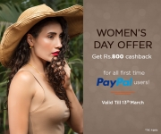 Melorra PayPal Offer – Get Extra Rs.500 Cashback on Jewellery
