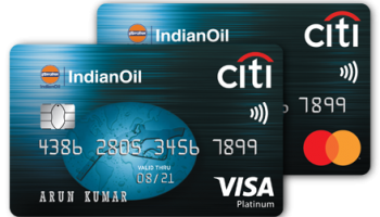 Apply IndianOil Citi Card Online – Upto 71 Litres of free Fuel