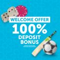 Comeon Casino Offer : Get 100% Deposit Bonus up to Rs.10,000