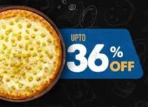 Dominos – Get 2 Medium Pizza at Rs.199 Each | Upto 36% OFF