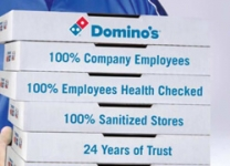 Domino's Offers: ZERO Contact Delivery – Great Taste, Delivered Safe