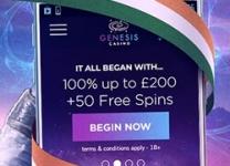 Genesis Casino India: 100% Welcome Bonus Offer – Play Casino Online
