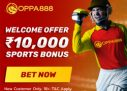 Oppa888 Welcome Offer – 10,000 Welcome Sports Bonus on 1st Deposit