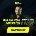Pari Match Welcome Bonus – 150% upto 1,05,000 | Play Casino Now