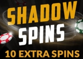 Shadow Bet Casino: Free  10 Spins by using Promo Code