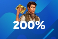 Slotica Casino Coupon: Get 200% Bonus on First Deposit